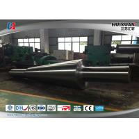 Wholesale Cement Construction Machinery Rush Roller Forging Custom 1500MM Diameter from china suppliers
