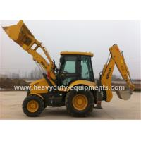 Wholesale Weichai Engine Road Construction Equipment Backhoe Loader B877 With 6 In 1 Bucket from china suppliers