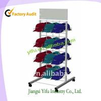 Wholesale doubel-side Hat rack display from china suppliers