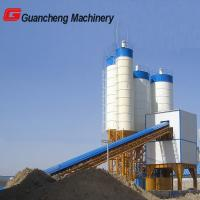Wholesale The capacity 60 m3/h , white cement machine HLS60 concrete batching plant from china suppliers