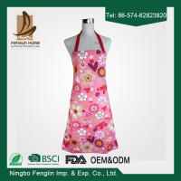 Wholesale Child's Lovely Funny Aprons Girls Cupcake Shop Fashion Apron with Pocket from china suppliers