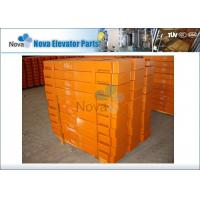 Wholesale Compound Elevator Counterweight Block , Customized Elevator Components from china suppliers