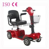 Wholesale 9 Inch Tire Lightweight Travel Mobility Scooters For Disabled Adults from china suppliers