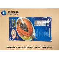 Wholesale Ny PE Vacuum Frozen Plastic Food Packaging Bags 29x31cm 88mic from china suppliers