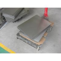 Wholesale Cutting Cold Rolling Titanium Plate Titanium Alloy Plate For Chemical Equipment from china suppliers