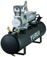 Wholesale YURUI Air Tank Compressor With 2.5 Gallon Tank For Car Air Compression Tank  from china suppliers