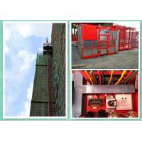 Quality Temporary Passenger And Material Hoist Elevator With Anti-Falling Govenor for sale