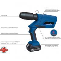 Wholesale Hole-making-Battery-powered-Knockout-Punch-Driver-ez-12 from china suppliers