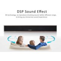 Wholesale 33.5 Inch 2.0 Channel Analog Input Sound Bar Built in Bass System / DPS Mode from china suppliers