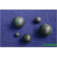 Wholesale 80MM Forged steel balls / grinding media balls for mining processing from china suppliers