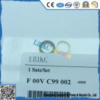 Wholesale Bosch auto centrifugal pump repair kit F00VC99002, CR fuel injector exhaust valve kit F 00V C99 002 from china suppliers