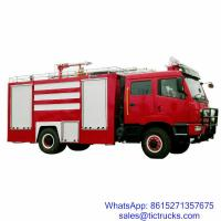 Wholesale 8000L 260HP FAW Fire Pump Truck from china suppliers