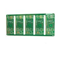 Wholesale Multilayer Pocket Radio Electronic Printed Circuit Board Gold Plating Surface Finishing from china suppliers