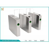 Wholesale CE Passed Automated Speed Gates, Access Entrance Control Turnstile Solutions from china suppliers