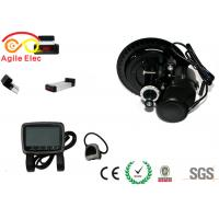 Wholesale 350W TSDZ2 Mid Crank Electric Bicycle Motor Kit With Rear Rack Type Battery from china suppliers