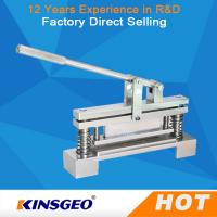 Wholesale Ring Crush Sampler Package Testing Equipment Special Punching Type 28kg from china suppliers