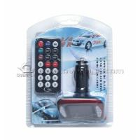 China FY1024D Car MP3 Transmitter,MP3 Transmitter for car, Car MP3 player, Butterfly on sale