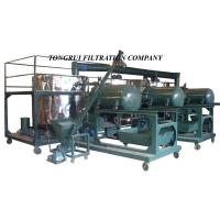 Wholesale NRY Used Oil Regeneration System,Used Oil Refinery Machine from china suppliers