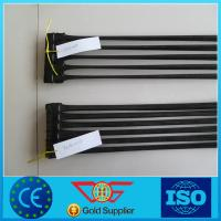 Buy cheap uni-direction geotechnical grid of plastic for road from wholesalers