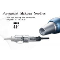 Wholesale Transparent Permanent Makeup Needles 4 F Tattoo Cartridge Needle For Tattoo Machine from china suppliers