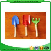 Wholesale Nurture Green Thumbs Small Size Colorful Kid's Gardening Tools Kits Rake size A long 15 wide and 7 high 3.6 from china suppliers