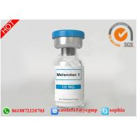 Wholesale Melanotan I / MT-1 HGH Peptide Fragment Lyophilized Powder For Skin Tanning from china suppliers