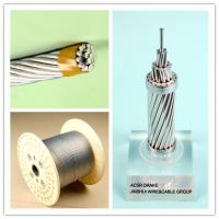 Wholesale Corrosion Resistance Galvanized Steel Wire Rope Cable , Electrical Weatherhead Steel Guy Wire from china suppliers