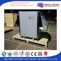 Wholesale FDA Security Scanning Machine / X Ray Baggage Scanner For Shopping Mall / Offices from china suppliers