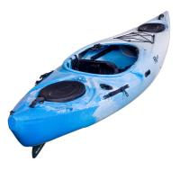 Wholesale Customized Plastic Water Park Rides Equipment Single Fishing Kayak And Boat from china suppliers