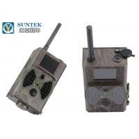 Wholesale 1.0 Second Trigger Night Vision Hunting Thermal Trail Camera Water Resistant from china suppliers