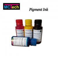 Wholesale High performance water based pigment ink for PVC/film/coated paper printing from china suppliers