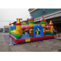 Wholesale Hello Kitty Animal Inflatable Amusement Park Digital Printing For Child Games from china suppliers