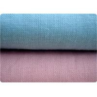 Wholesale Blue / Pink 100% Ramie Fabric Home Furnishing Fabric 21* 21 52 *58 from china suppliers