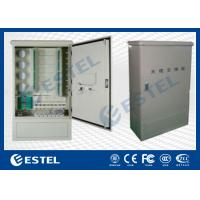 Wholesale Wall Mounted Outdoor Distribution Box Optic Fiber Cross Connect Cabinets from china suppliers