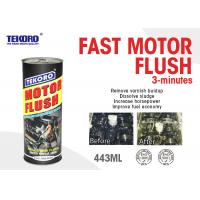 China Fast Motor Flush / Engine Cleaner Additive For Diesel And Turbo Charged Engines on sale