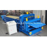 Wholesale 2 In 1 Double Roof Roll Forming Machine For Two Different Roof Profiles from china suppliers