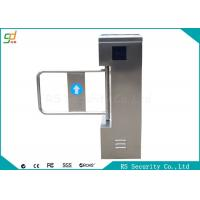 Wholesale High Security Stainless Steel  Swing Barrier Gate  IR Sensor Remote Control from china suppliers