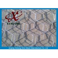 Wholesale Hexagonal Small Gauge Chicken Wire , Small Hole Chicken Wire BWG19-25 from china suppliers
