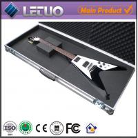 Wholesale LT-GFC09 Road case flight case aluminum case display case for guitar from china suppliers
