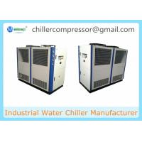 Wholesale Low Temperature Air Cooled Water Chiller for Dairy Process Milk Cooling from china suppliers