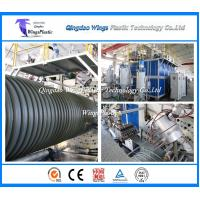 Wholesale Plastic Krah Corrugated Pipe Making Machinery Supplier from china suppliers