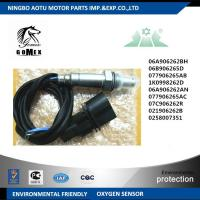 Wholesale Automotive O2 Sensor 0258007351 06A906262BH 06B906265D 077906265AB from china suppliers