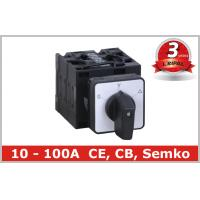 Wholesale Panel Installation Star Delta Hand Off Auto Selector Switch 25A 32A 40A from china suppliers