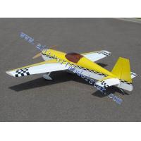 "China Extra 260 50cc Professional balsa wood plane model manufactory,85"" rc plane model on sale"