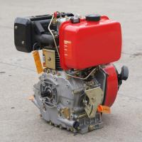Wholesale Single cylinder air cooled 4 stroke 170f marine diesel engine with gear boxes from china suppliers