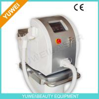 Wholesale Mini Portable Q Switch Laser Tattoo Removal Machine for beauty salon Spa and Clinic from china suppliers