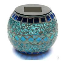 Buy cheap Decorative Solar Mosaic Light solar powered garden lights from wholesalers
