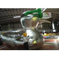Wholesale Customized Big inflatable Duck character cartoon/ animal for advertising from china suppliers