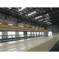 Wholesale Full Automatic Horizontal Continuous PU Foam Production Line Long Foam Crane Unit from china suppliers