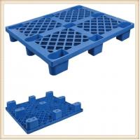 Wholesale 1111 Red color HDPE Packing Transport Light weight Plastic Pallets for Fruits / Vegetables Storage HDPE Pallet from china suppliers